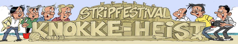 Stripfestival Knokke-Heist